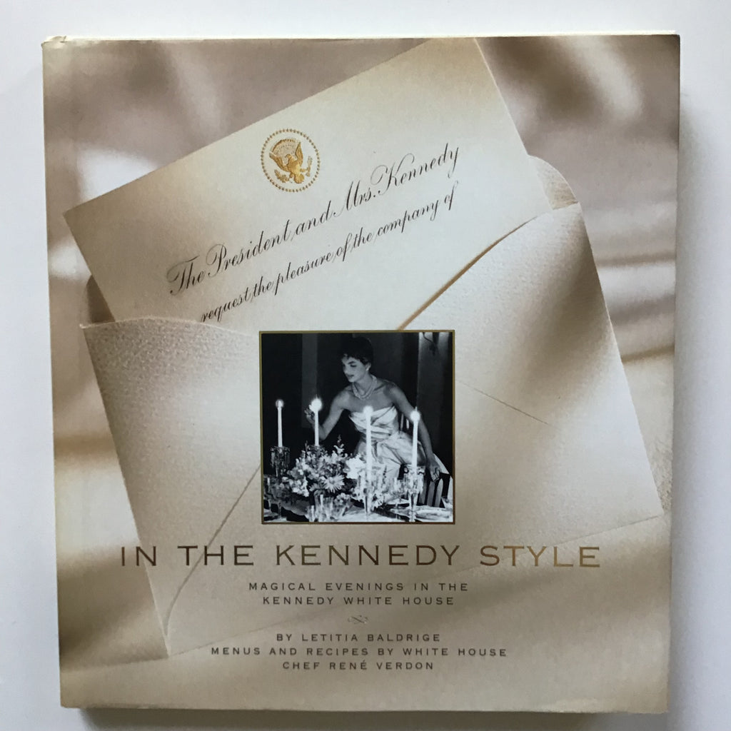 In the Kennedy Style Magical Evenings in the Kennedy White House