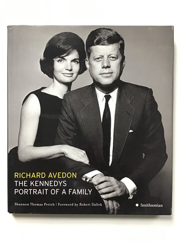 Richard Avedon The Kennedys / Portrait of a Family