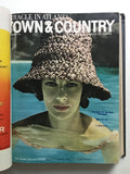 bound Town & Country magazines / January to June, 1963