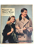 Report on Men's Wear September 15, 1957