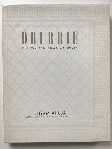 Dhurrie Flatwoven Rugs of India