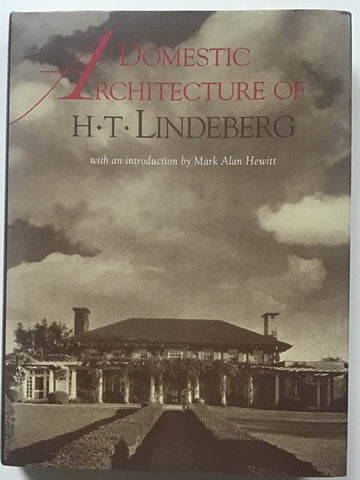 The Domestic Architecture of H. T. Lindeberg