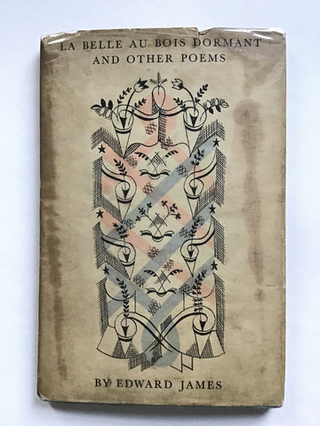 La Belle au Bois Dormant and other Poems by Edward James curwen press