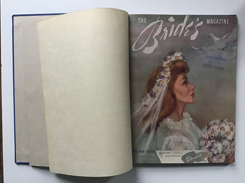 hattie carnegie helen Ratkai Bride's magazine weddings