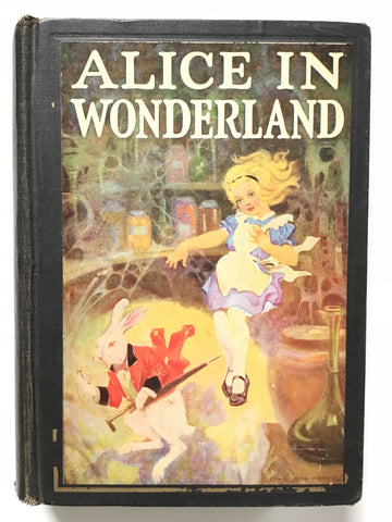 Alice in Wonderland old edition