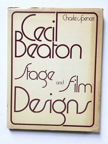 Cecil Beaton Stage and Film Designs