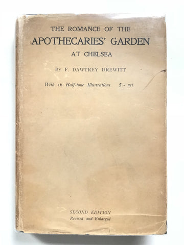 The Romance of the Apothecaries' Garden at Chelsea
