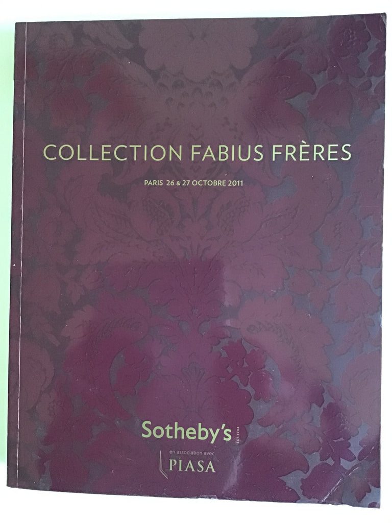 Collection Fabius Freres