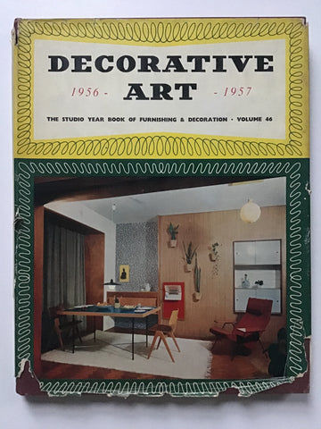 Decorative Art   The Studio Year Book of Furnishing and Decoration  Volume 46