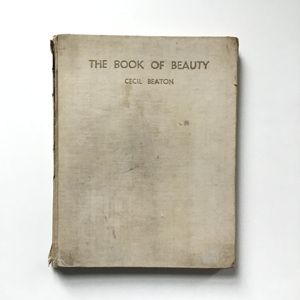The Book of Beauty by Cecil Beaton