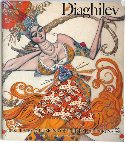 Diaghilev  Costumes and Designs of the Ballets Russes