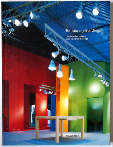 Temporary Buildings: A Trade-Fair Stand as a Conceptual Challenge