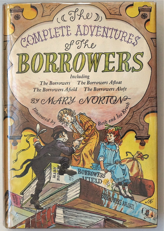 The Complete Adventures Of The Borrowers High Valley Books