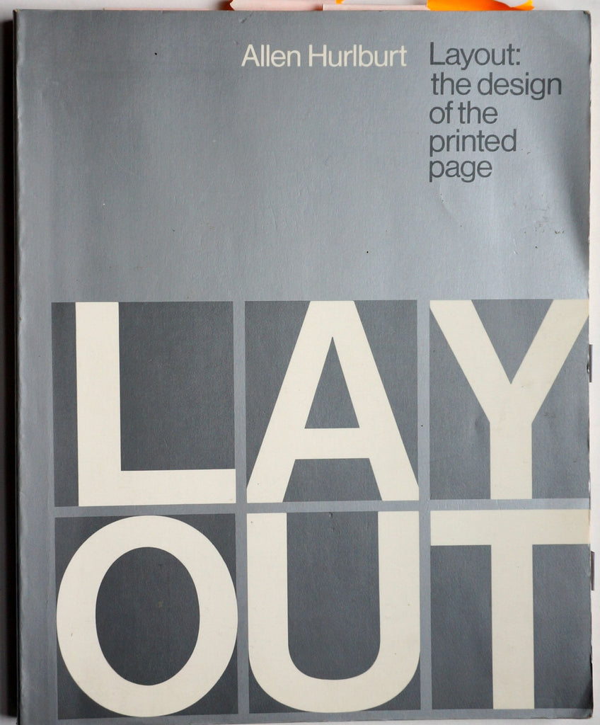 Layout: The Design of the Printed Page