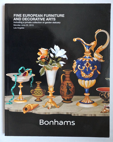 Fine European Furniture and Decorative Arts including a Private Collection of Garden Statuary