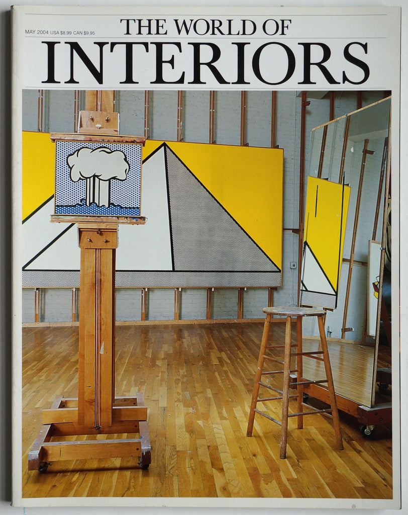 The World of Interiors May 2004
