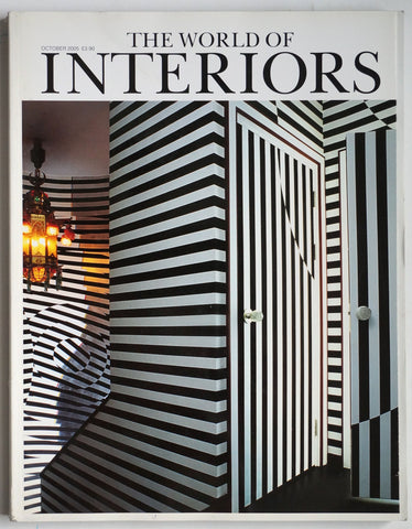 The World of Interiors October 2005