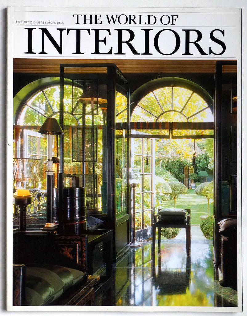 The World of Interiors February 2010