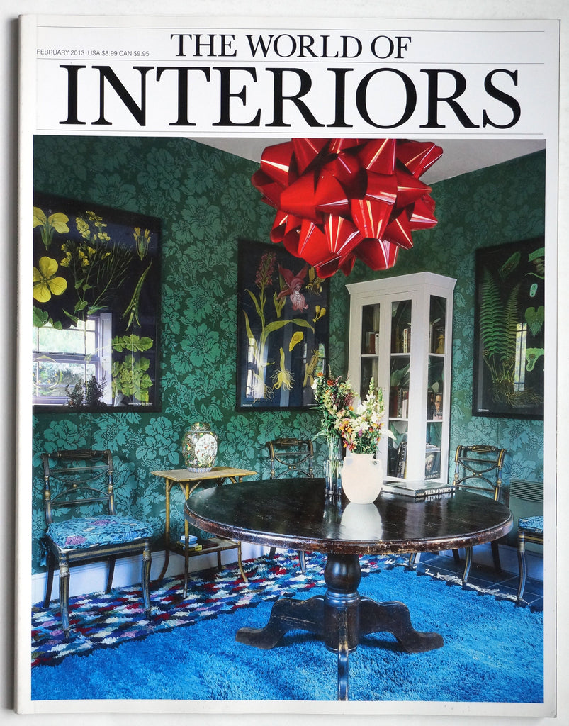 World of Interiors February 2013