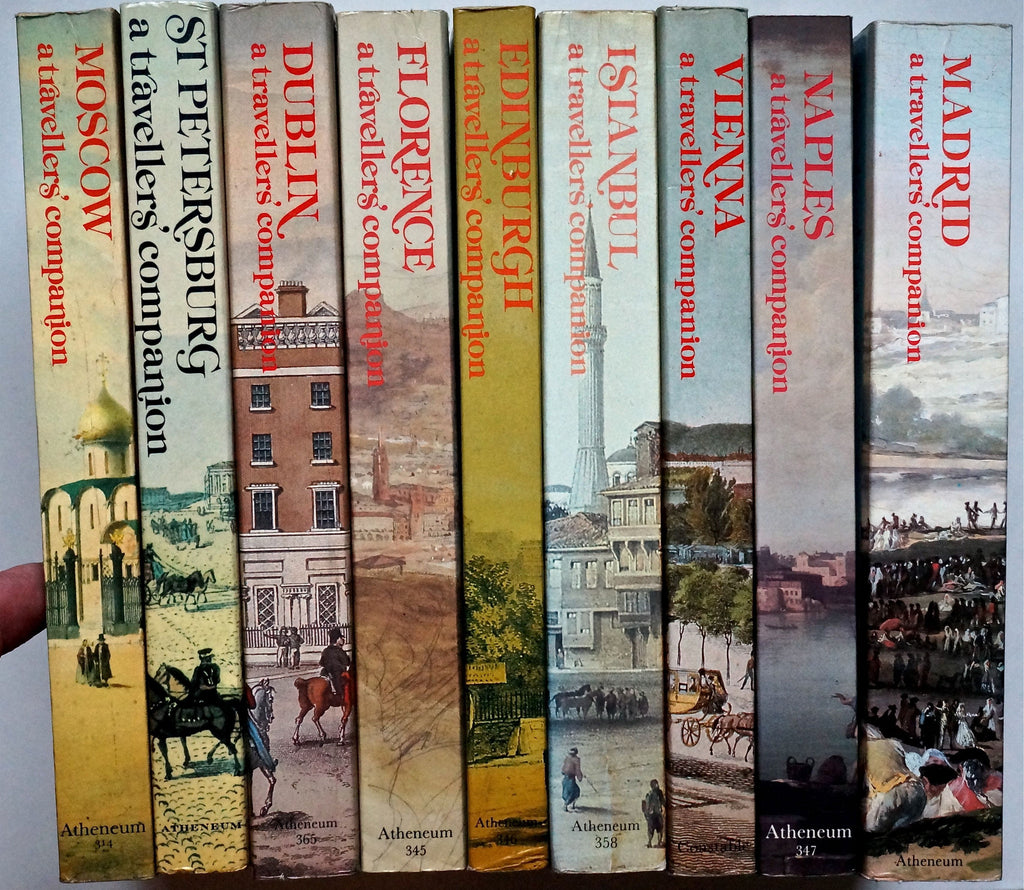 Complete nine volume Traveller's Companion series