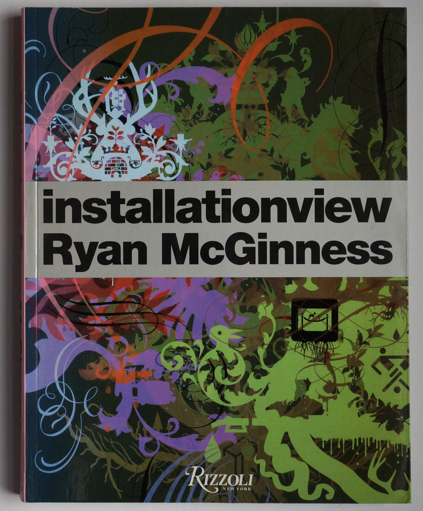 Installationview by Ryan McGuinness
