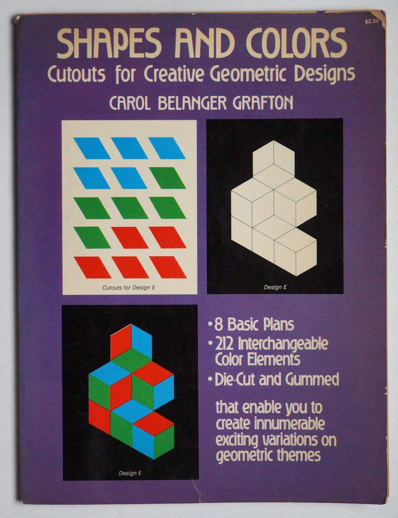 Cutouts for Creative Geometric Designs