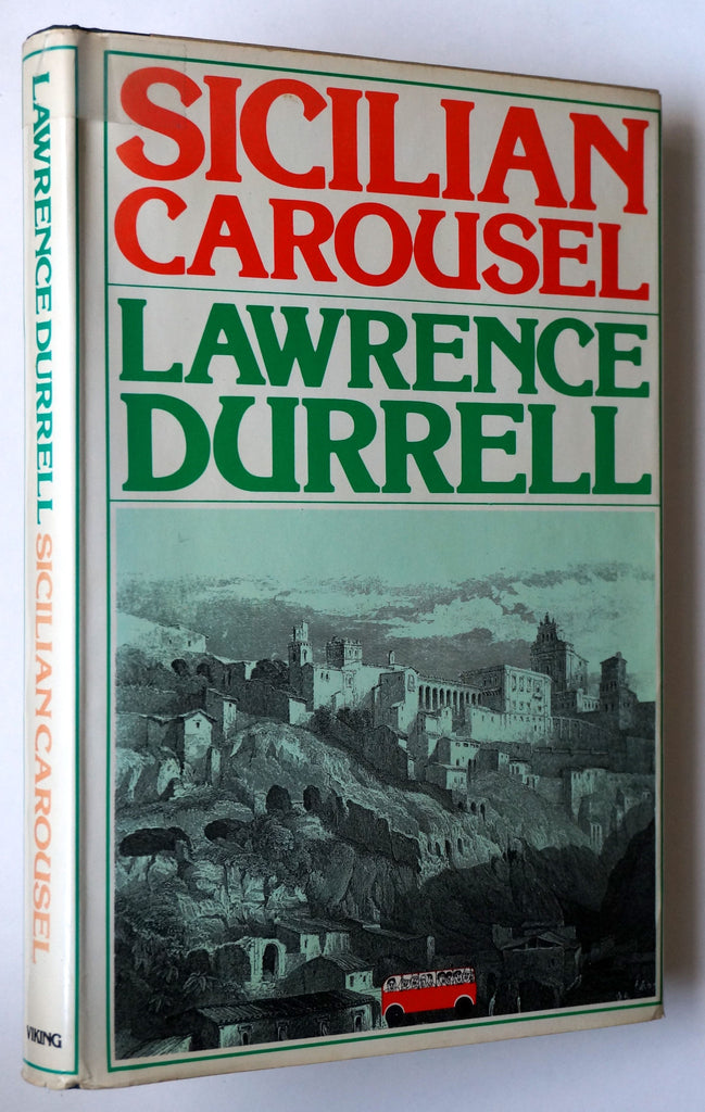 Sicilian Carousel by Lawrence Durrell