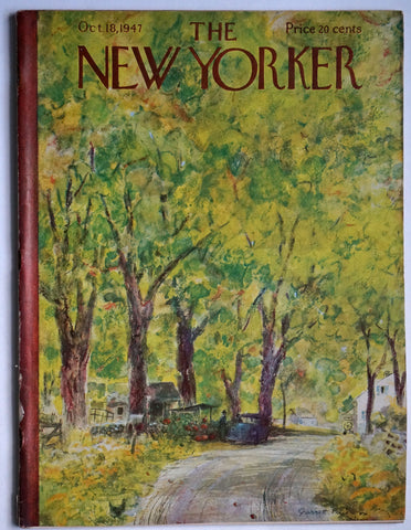 The New Yorker October 18, 1947