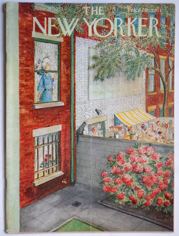 The New Yorker June 18 1953 Mary Petty