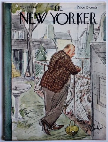 The New Yorker May 29, 1943