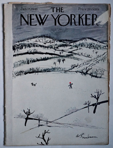 The New Yorker January 15 1949