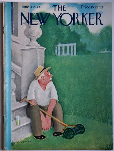 The New Yorker June 3, 1944