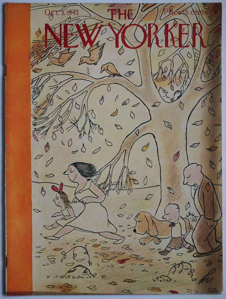 The New Yorker October 3, 1942