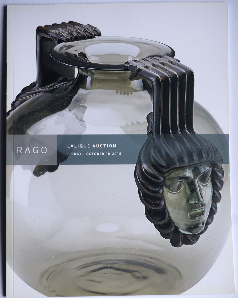 Rago Lalique Auction