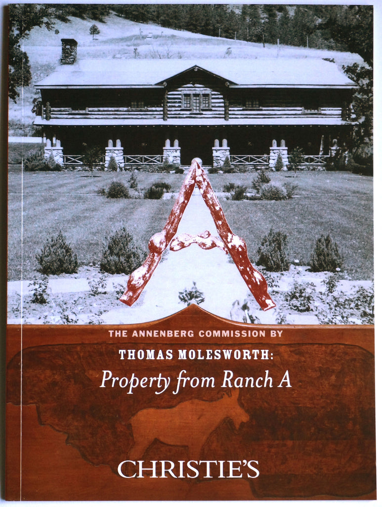 The Anneberg Commission by Thomas Molesworth Property from Ranch A