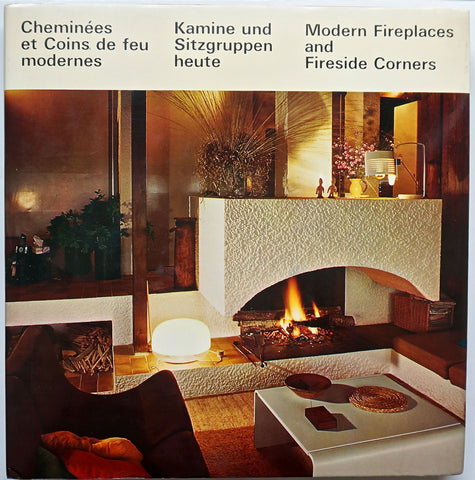 Modern Fireplaces and Fireside Corners