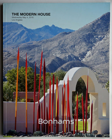 The Modern House Los Angeles: Bohnams, Wednesday May 4, 2016.