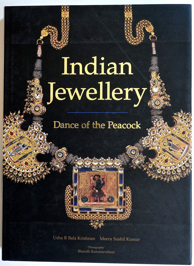 Indian Jewellery : Dance of the Peacock