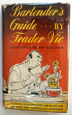 Bartender's Guide...by Trader Vic