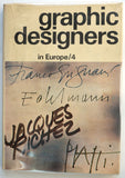 Graphic Designers in Europe / 4