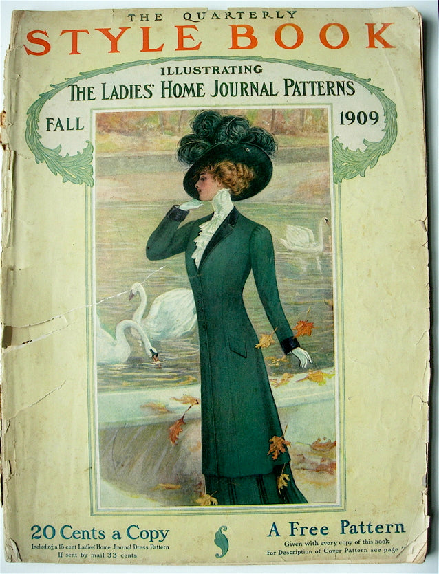 The Quarterly Style Book Fall 1909