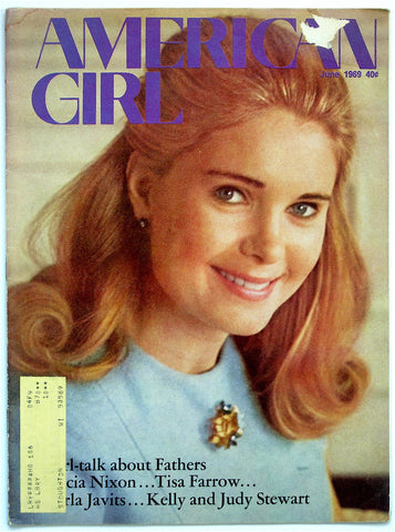 American Girl magazine June 1969