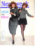 "Newsweek, March 16, 1970  ""Midi vs Mini"""