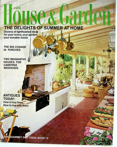 House and Garden June 1965