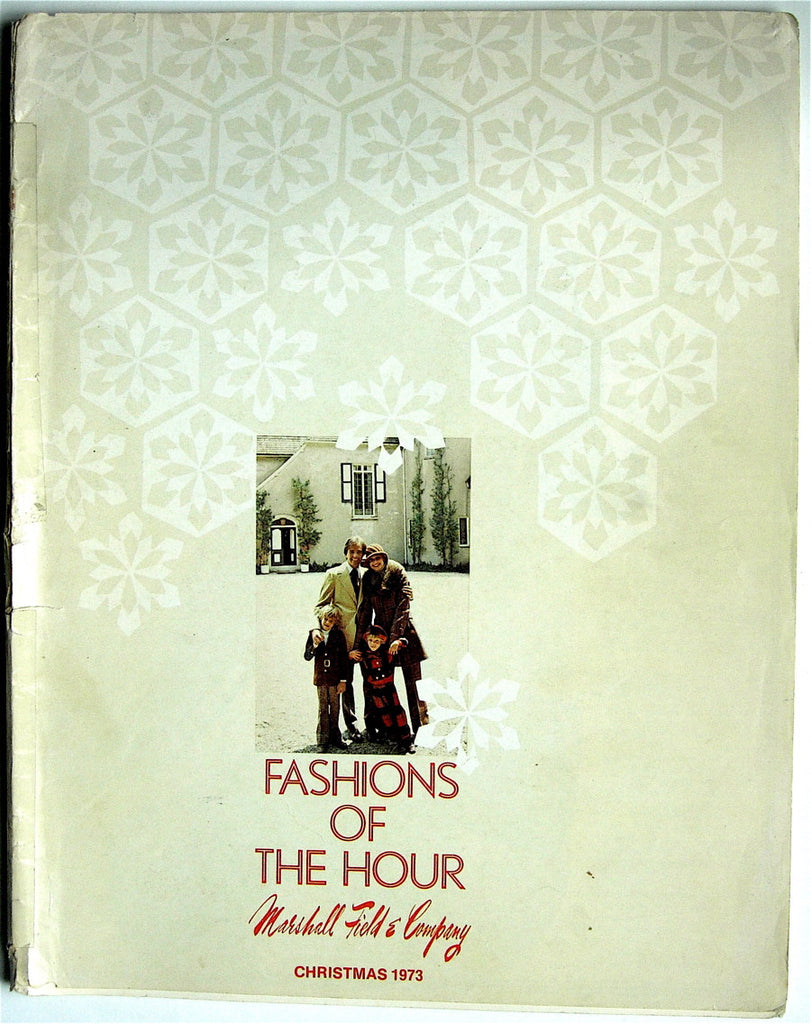 Fashions of the Hour Christmas 1973