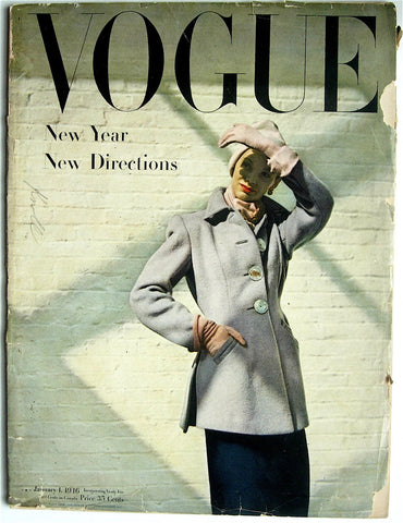 Vogue magazine January 1, 1946