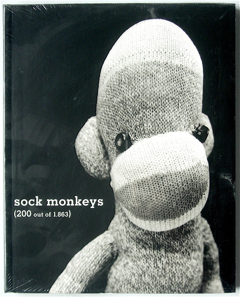 Sock Monkeys (200 out of 1863)
