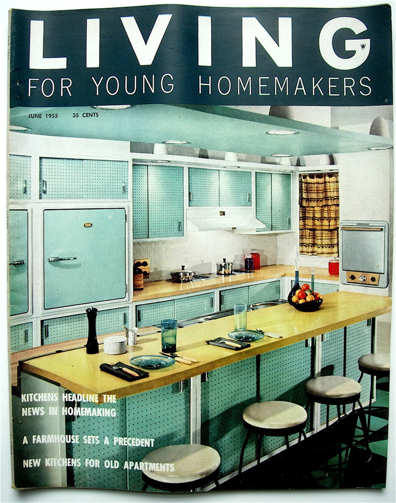 Living for Young Homemakers June 1955 – High Valley Books