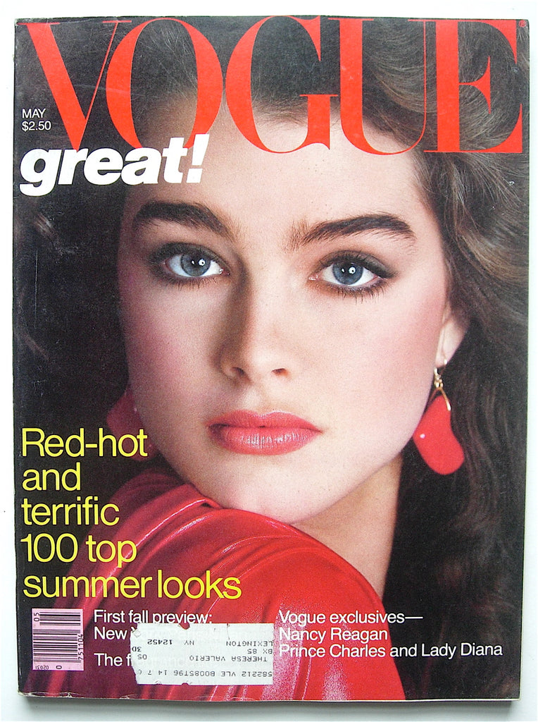 Vogue magazine May 1981