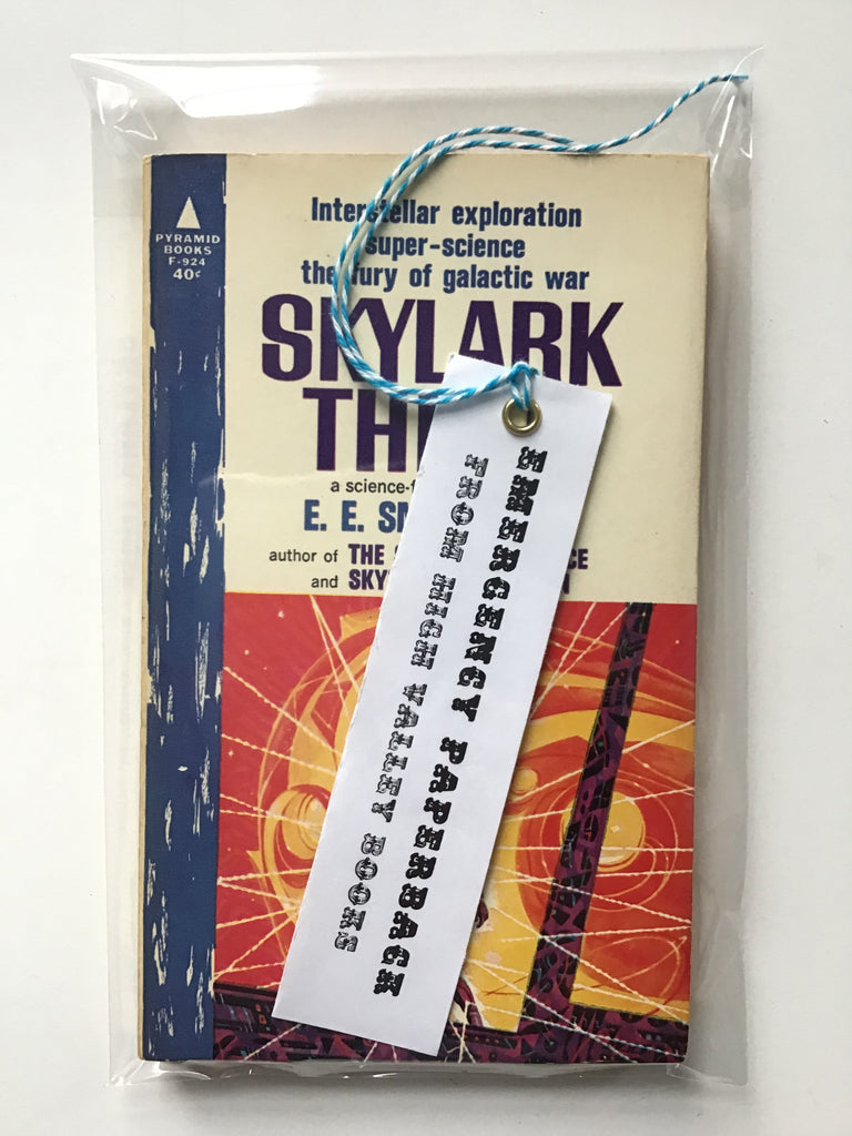 Skylark Three by E. E. Smith, Phd